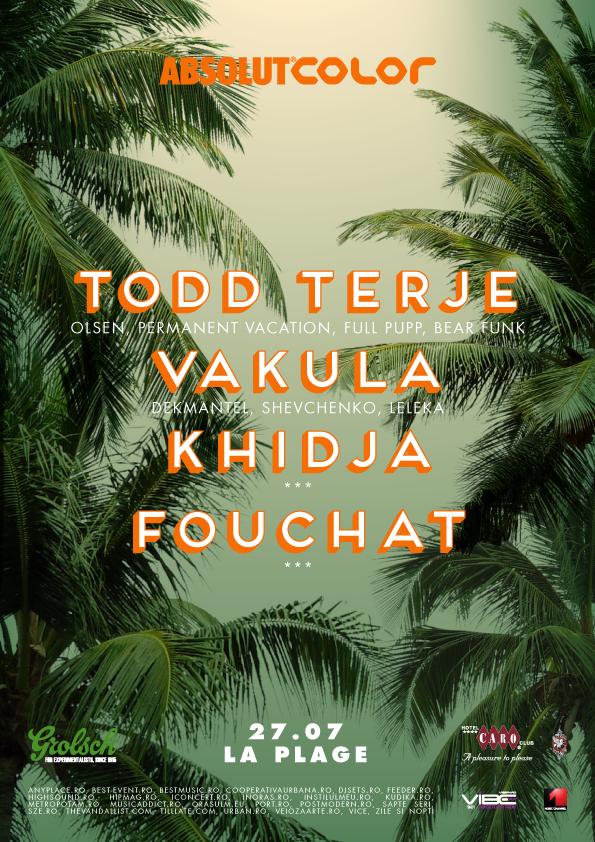 Poster - Iulie-27-Todd-Terje-Vakula