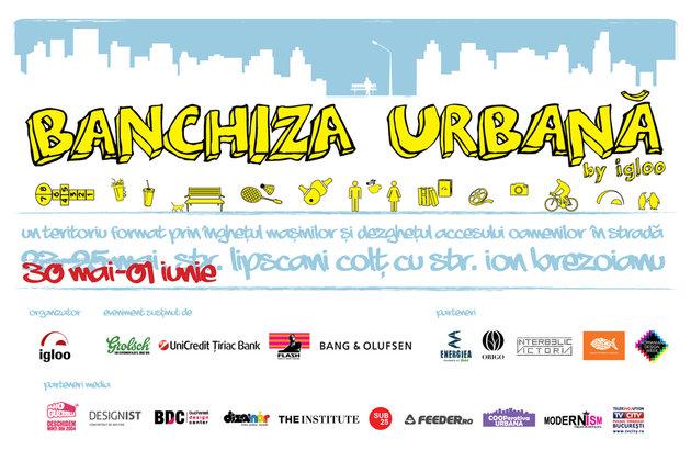 Banchiza Urbana - Vizual Web