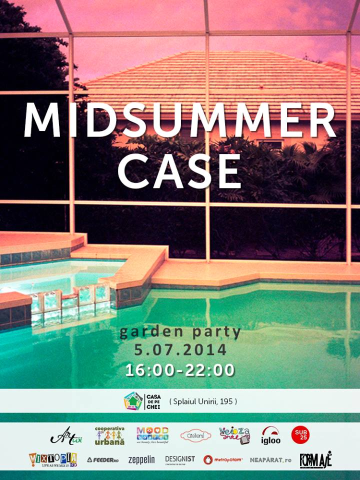 Midsummer Case Garden Party