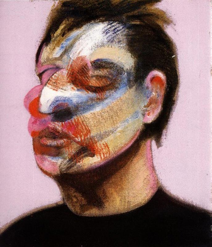 Francis Bacon, Self-Portrait / 1970