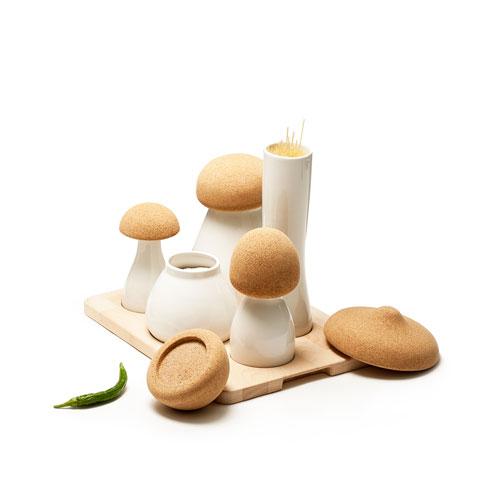 Ubikubi - Set Albe-recipiente pentru bucatarie